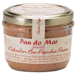 Makrelen-Paprika-Pastete