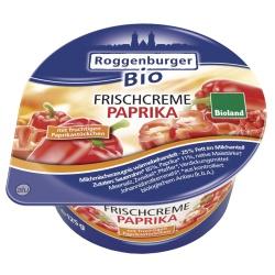Frischcreme mit Paprika aus Bayern