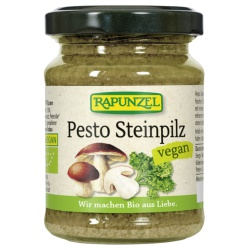 Steinpilz-Pesto