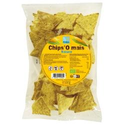 Tortilla-Chips, gesalzen