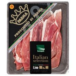 Prosciutto di Parma DOP, luftgetrocknet, geschnitten