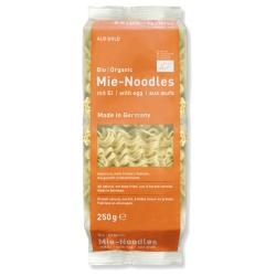 Mie-Noodles mit Ei