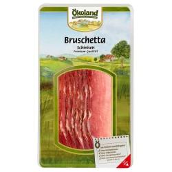 Premium-Bruschetta-Schinken, luftgetrocknet, geschnitten