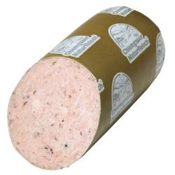 Geflügel-Landleberwurst aus Bayern