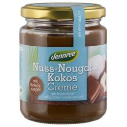 Nuss-Nougat-Kokos-Creme