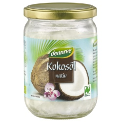 Kokosöl, nativ