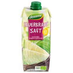 Sauerkrautsaft, milchsauer vergoren