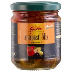 Antipasti-Mix in Kräuteröl