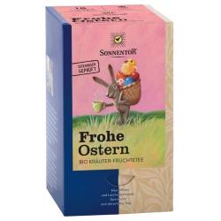 Kräutertee Frohe Ostern im Beutel