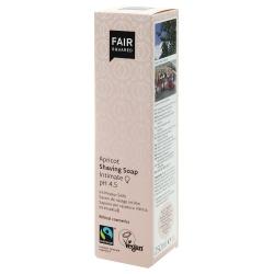 Intimrasur-Seife mit Aprikose