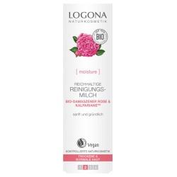 Reichhaltige Reinigungsmilch mit Rose & Kalpariane (Auslaufartikel)